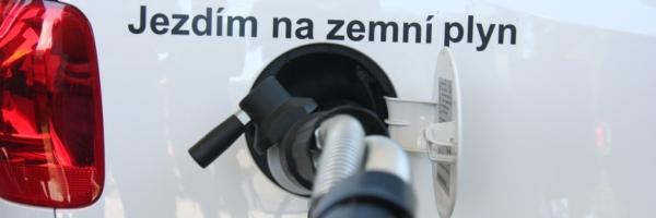 auto zemni plyn